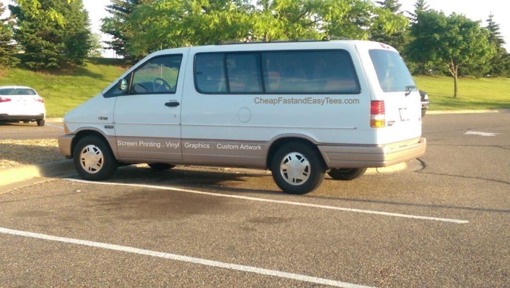 Aero Delivery Van