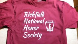 richfield national honor society
